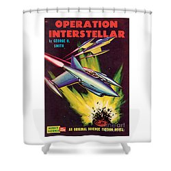 Operation Interstellar Shower Curtain