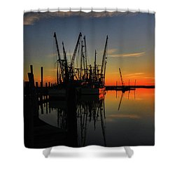 Opportunities Arise Shower Curtain by Laura Ragland