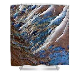 Gemstone Gorge Shower Curtain