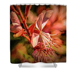 Orange Tones #g4 Shower Curtain