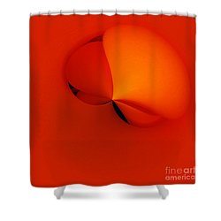Orb 5 Shower Curtain