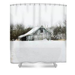 Ordinary Is Beautiful Shower Curtain