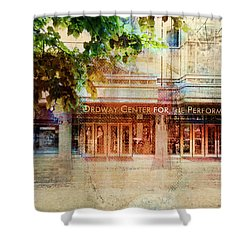 Ordway Center Shower Curtain