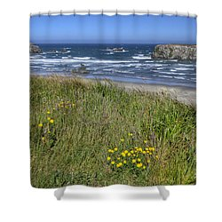 Oregon Beauty Shower Curtain