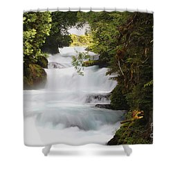 Oregon Cascade Shower Curtain