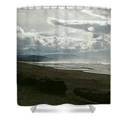 Oregon Coast 10 Shower Curtain