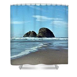 Oregon Coast 8 Shower Curtain