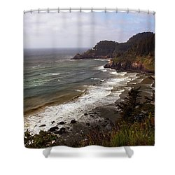 Oregon Coast Shower Curtain