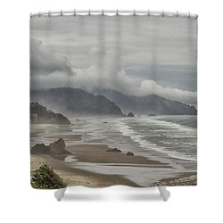 Oregon Dream Shower Curtain