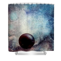 Organik Shower Curtain by Aimelle