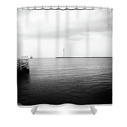 Ostend Shower Curtain