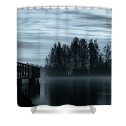 Ostrogoth Shower Curtain
