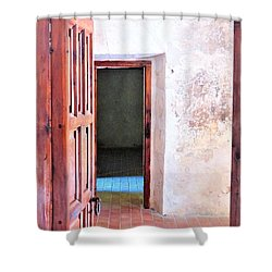 Other Side Shower Curtain