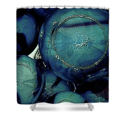 Other Worlds Iv Shower Curtain