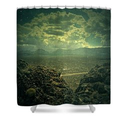 Otherside Shower Curtain