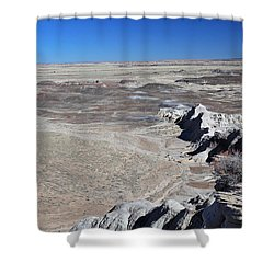 Otherworldly Shower Curtain