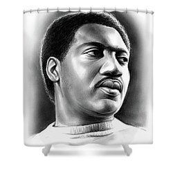 Otis Redding Shower Curtain