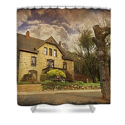 Our Fairytale Shower Curtain by Laurie Search