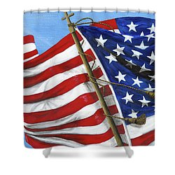 Our Founding Principles Shower Curtain