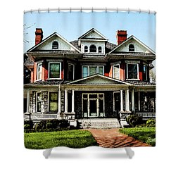 Our House 2 Shower Curtain