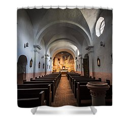 Our Lady Of Loreto Shower Curtain