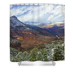 Our Other Grand Canyon Shower Curtain