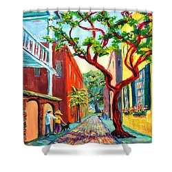 Out And About Shower Curtain