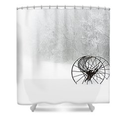 Out Of The Mist A Forgotten Era 2014 Shower Curtain
