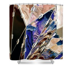 Out Of This World 2 Shower Curtain