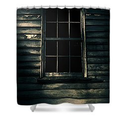 Shower Curtain featuring the photograph Outback House Of Horrors by Jorgo Photography - Wall Art Gallery