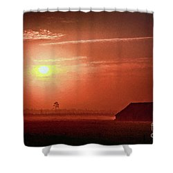 Outer Banks Memories 3 Ap Shower Curtain