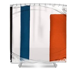 Oval Shower Curtain