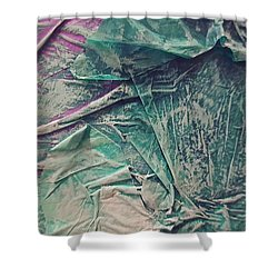 Over Abundance Shower Curtain