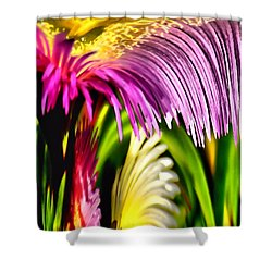 Shower Curtain featuring the photograph Overflow by Bob Wall
