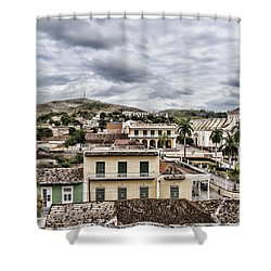 Overlook Trinidad Shower Curtain