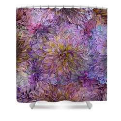 Overwhelming Fragrance Shower Curtain