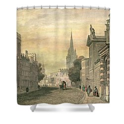 Oxford Shower Curtain by G Hollis
