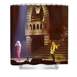 Ozzy 2 Shower Curtain