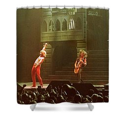 Ozzy 3 Shower Curtain