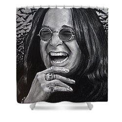 Ozzy Shower Curtain