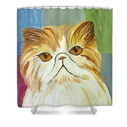 Pablo Shower Curtain