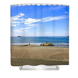 Pacific California Shower Curtain