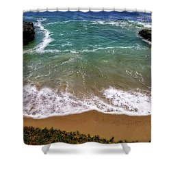 Pacific Coast Shower Curtain