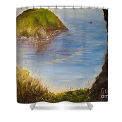 Pacific Cove Shower Curtain