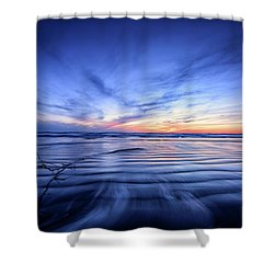 Pacific Marvel Shower Curtain