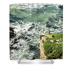 Pacific Overlook Shower Curtain