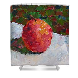Pacific Rose Bold Shower Curtain