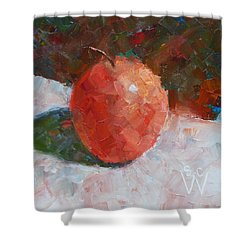 Pacific Rose Gentle Shower Curtain