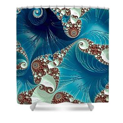 Pacifica Shower Curtain
