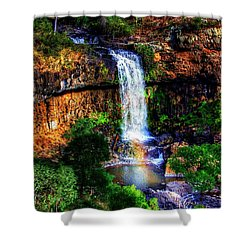 Paddy's Falls Shower Curtain by Blair Stuart